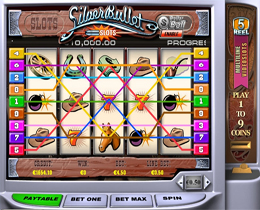 Silver Bullet Playtech Online Slot Game