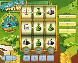 Triple Profits Slot Screenshot