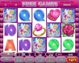 True Love Slot Screenshot