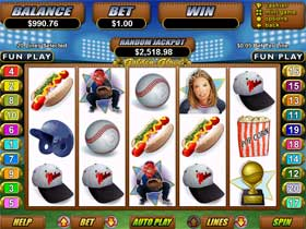 Golden Glove Slot Screenshot